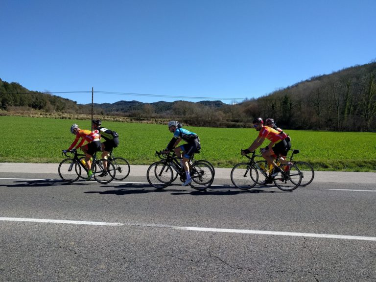 Najaar-trainingsstage in Girona