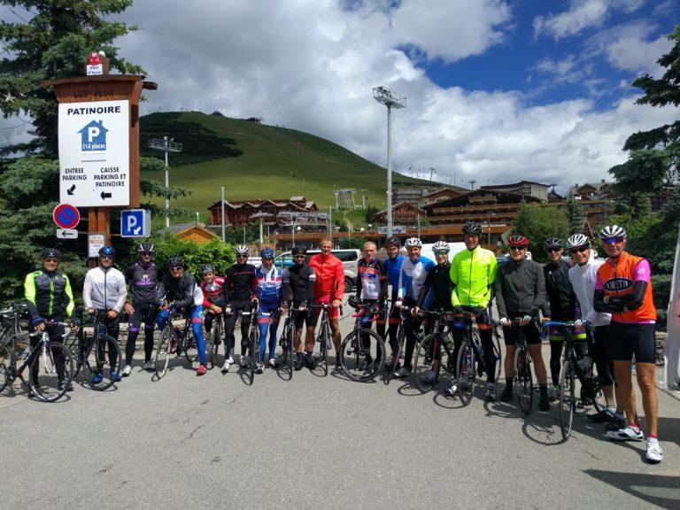 La Marmotte Alpen