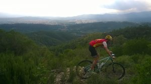 mountainbiken in girona